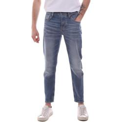 Υφασμάτινα Άνδρας Τζιν σε ίσια γραμμή Antony Morato MMDT00251 FA750302 Μπλε
