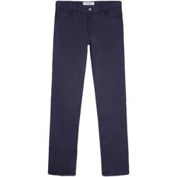 Υφασμάτινα Άνδρας Παντελόνια Chino/Carrot Trussardi 52J00007-1T005015 Μπλε