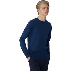 Υφασμάτινα Άνδρας Φούτερ Trussardi 52M00477-0F000668 Μπλε