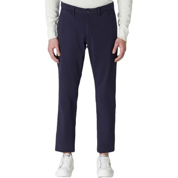 Υφασμάτινα Άνδρας Παντελόνια Chino/Carrot Trussardi 52P00000-1T004946 Μπλε