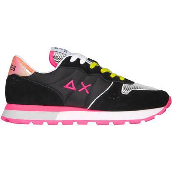 Παπούτσια Γυναίκα Χαμηλά Sneakers Sun68 Z31203 Μαύρος