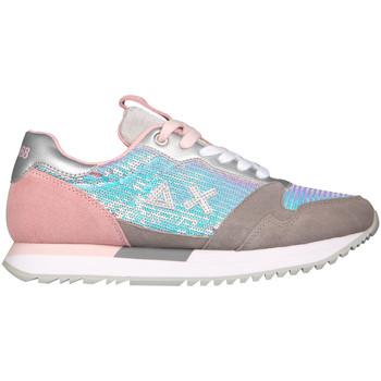 Παπούτσια Γυναίκα Χαμηλά Sneakers Sun68 Z31214 Ροζ