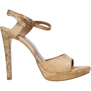 Παπούτσια Γυναίκα Σανδάλια / Πέδιλα Alviero Martini E130 8391 καφέ