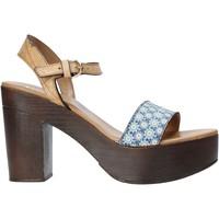 Παπούτσια Γυναίκα Σανδάλια / Πέδιλα Alviero Martini E112 626A Μπλε
