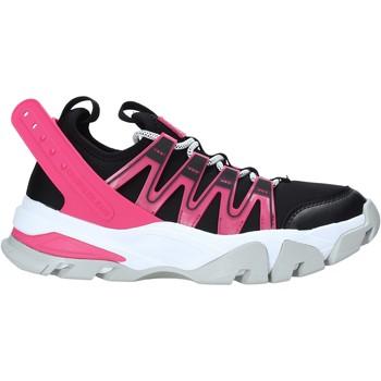 Παπούτσια Γυναίκα Χαμηλά Sneakers Calvin Klein Jeans YW0YW00097 Μαύρος