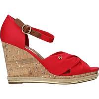 Παπούτσια Γυναίκα Σανδάλια / Πέδιλα Wrangler WL11652A το κόκκινο