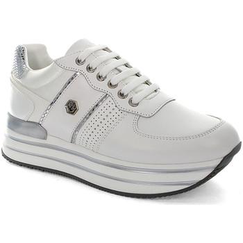 Παπούτσια Γυναίκα Χαμηλά Sneakers Lumberjack SWA0312 001EU X85 λευκό