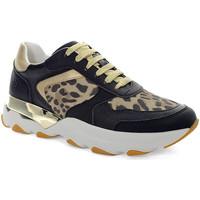 Παπούτσια Γυναίκα Χαμηλά Sneakers Lumberjack SWB4911 001EU Z34 Μαύρος