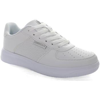 Παπούτσια Γυναίκα Χαμηλά Sneakers Lumberjack SW70411 002EU S01 λευκό