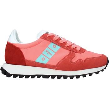 Παπούτσια Γυναίκα Χαμηλά Sneakers Blauer S1MERRILL01/NYS το κόκκινο