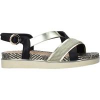 Παπούτσια Γυναίκα Σανδάλια / Πέδιλα Wrangler WL11674A Μαύρος