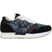Παπούτσια Γυναίκα Χαμηλά Sneakers Sun68 Z31212 Μαύρος