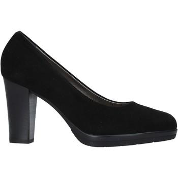 Παπούτσια Γυναίκα Γόβες Confort 16I5860 Μαύρος