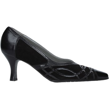 Παπούτσια Γυναίκα Γόβες Confort 6326 Μαύρος