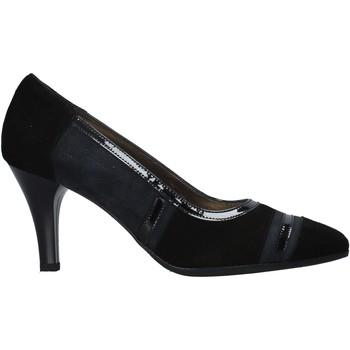 Παπούτσια Γυναίκα Γόβες Confort 16I1007 Μαύρος