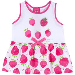 Υφασμάτινα Κορίτσι Κοντά Φορέματα Chicco 09003810000000 Ροζ