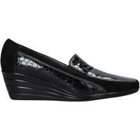 Παπούτσια Γυναίκα Μοκασσίνια Confort 3781 Μαύρος