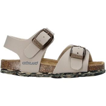Παπούτσια Παιδί Σανδάλια / Πέδιλα Grunland SB1641 Μπεζ