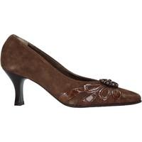Παπούτσια Γυναίκα Γόβες Confort 6260 καφέ