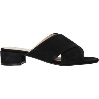 Παπούτσια Γυναίκα Τσόκαρα Café Noir XG5156 Μαύρος