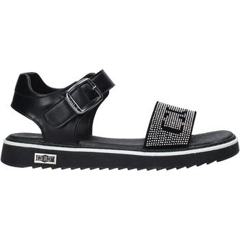 Παπούτσια Κορίτσι Σανδάλια / Πέδιλα Cult STONE1 Μαύρος
