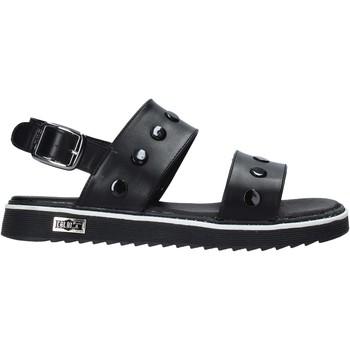 Παπούτσια Κορίτσι Σανδάλια / Πέδιλα Cult PLATE1 Μαύρος
