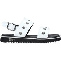 Παπούτσια Κορίτσι Σανδάλια / Πέδιλα Cult PLATE2 λευκό