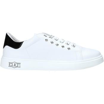 Παπούτσια Παιδί Χαμηλά Sneakers Cult MUST3 λευκό