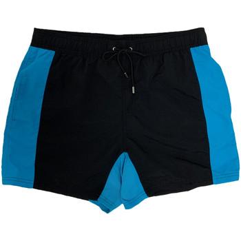 Υφασμάτινα Άνδρας Μαγιώ / shorts για την παραλία Refrigiwear 808492 Μαύρος
