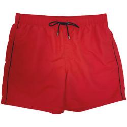 Υφασμάτινα Άνδρας Μαγιώ / shorts για την παραλία Refrigiwear 808390 το κόκκινο
