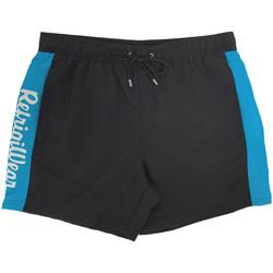 Υφασμάτινα Άνδρας Μαγιώ / shorts για την παραλία Refrigiwear 808491 Μαύρος