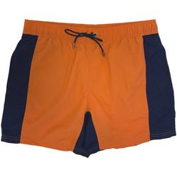 Υφασμάτινα Άνδρας Μαγιώ / shorts για την παραλία Refrigiwear 808492 Πορτοκάλι