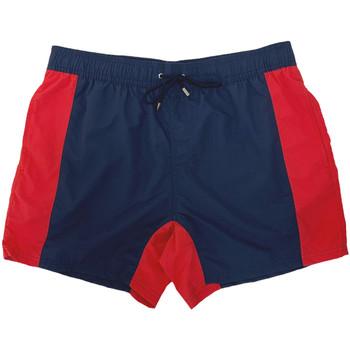 Υφασμάτινα Άνδρας Μαγιώ / shorts για την παραλία Refrigiwear 808492 Μπλε