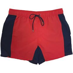 Υφασμάτινα Άνδρας Μαγιώ / shorts για την παραλία Refrigiwear 808492 το κόκκινο