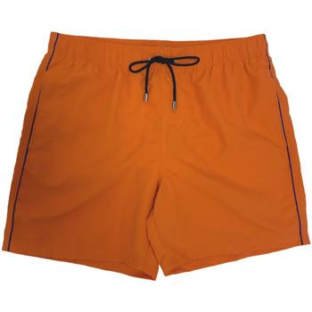 Υφασμάτινα Άνδρας Μαγιώ / shorts για την παραλία Refrigiwear 808390 Πορτοκάλι