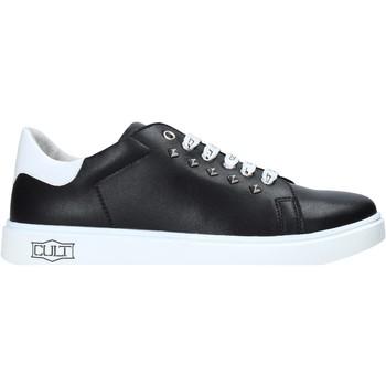 Παπούτσια Παιδί Χαμηλά Sneakers Cult MUST2 Μαύρος