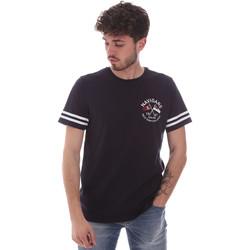 Υφασμάτινα Άνδρας T-shirt με κοντά μανίκια Navigare NV31123 Μπλε