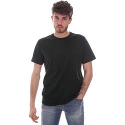 Υφασμάτινα Άνδρας T-shirt με κοντά μανίκια Navigare NV71003 Πράσινος
