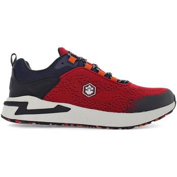 Παπούτσια Άνδρας Sneakers Lumberjack SMA3011 004EU C27 το κόκκινο