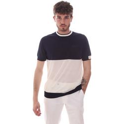 Υφασμάτινα Άνδρας T-shirt με κοντά μανίκια Antony Morato MMSW01166 YA100062 Μπλε