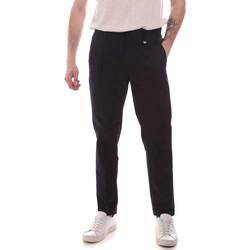 Υφασμάτινα Άνδρας Παντελόνια Chino/Carrot Antony Morato MMTR00603 FA900125 Μπλε