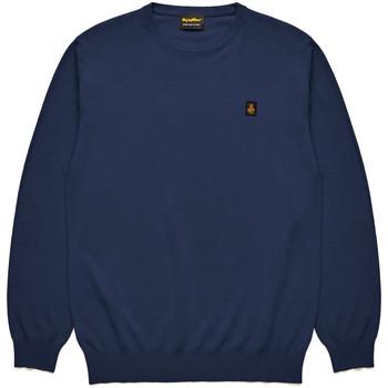 Υφασμάτινα Άνδρας Πουλόβερ Refrigiwear RM0M25800MA9375 Μπλε