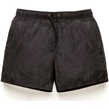 Υφασμάτινα Άνδρας Μαγιώ / shorts για την παραλία Refrigiwear RM0P54900NY0195 Μαύρος