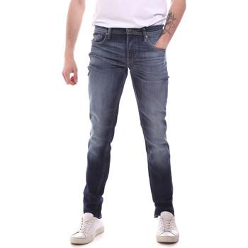Υφασμάτινα Άνδρας Skinny Τζιν  Antony Morato MMDT00242 FA750301 Μπλε