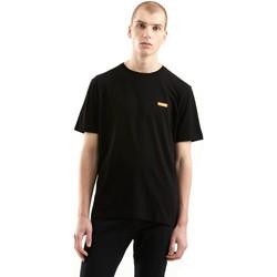 Υφασμάτινα Άνδρας T-shirt με κοντά μανίκια Refrigiwear RM0T27100JE9101 Μαύρος