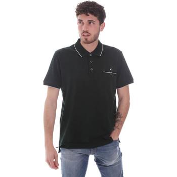 Υφασμάτινα Άνδρας Πόλο με κοντά μανίκια  Navigare NV72068 Πράσινος