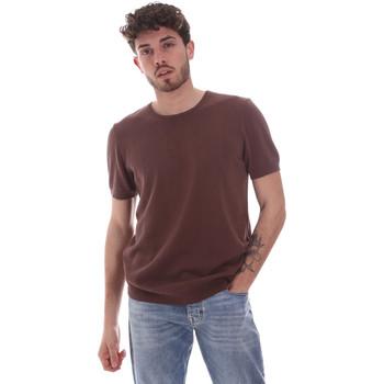 T-shirt με κοντά μανίκια Gaudi 111GU53004