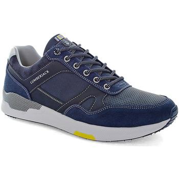 Παπούτσια Άνδρας Χαμηλά Sneakers Lumberjack SM86412 006EU Z42 Μπλε