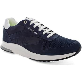 Παπούτσια Άνδρας Χαμηλά Sneakers Lumberjack SM87012 001EU Y29 Μπλε