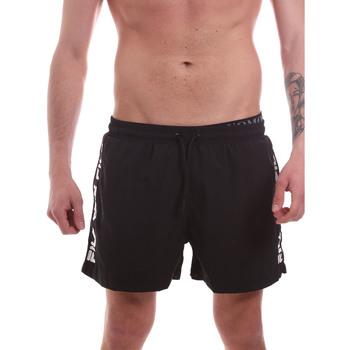 Υφασμάτινα Άνδρας Μαγιώ / shorts για την παραλία Fila 688923 Μαύρος